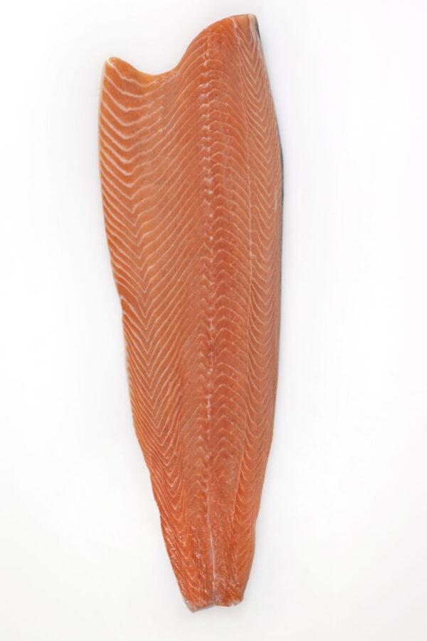 Filete Salmón Atlántico con piel y sin espinas